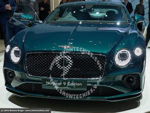 Continental GT No.9 by Mulliner Viridian