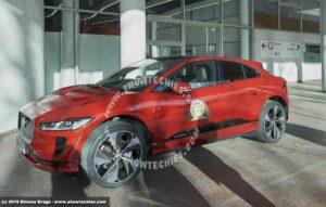 Jaguar I-Pace 2019 Auto dell'Anno 2019