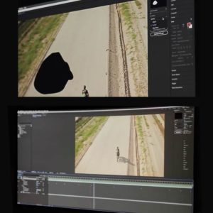 Taglio e riempimento con After Effects 2019