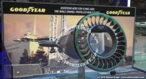 Goodyear Aero versione rotore