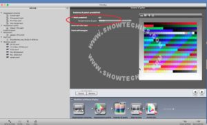 Patches Formato Grande i1Display Pro