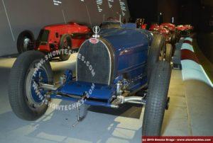 Bugatti sala Formula MAUTO