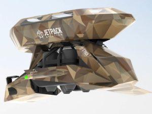 Jet Pack Aviation SpeederTM Cargo
