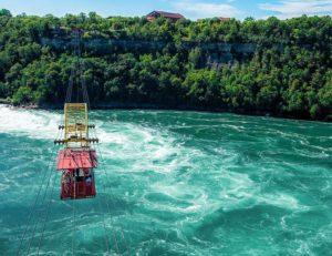 Teleferica Torres Quevedo sulle Cascate del Niagara