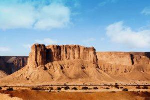 Jebel Tuwaiq Qiddiya