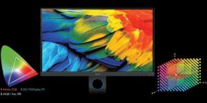 Accuratezza colori nel Benq SW270C