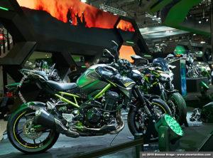 Stand Kawasaki Eicma 2019