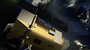 Rappresentazione vista satellite