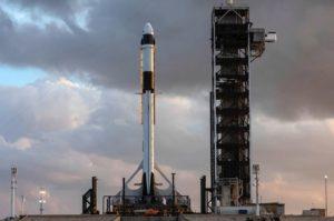 Vetore Falcon9 per SpaceX