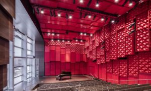 AIA Awards Voxman Music Building
