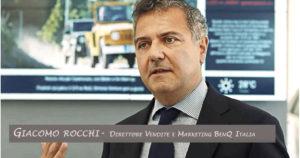 Giacomo Rocchi - Direttore Vendite e Marketing BenQ Italia