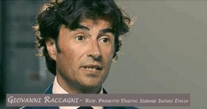 Giovanni Raccagni Suzuki Italia