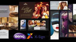 BenQ X-Sign Digital Signage