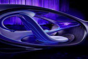 Design concept Mercedes AVTR