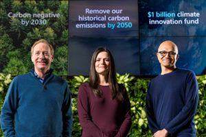 Dirigenti Microsoft