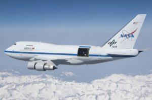Boeing 747SP SOFIA NASA
