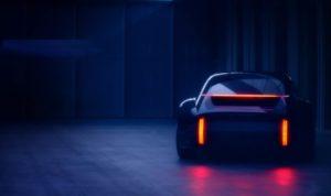 """Hyundai concept EV """"Prophecy"""