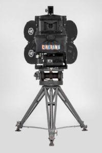 Museo Academy Los Angeles Telecamera Cinerama