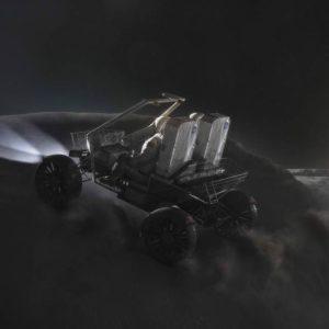 Rover lunare disegno