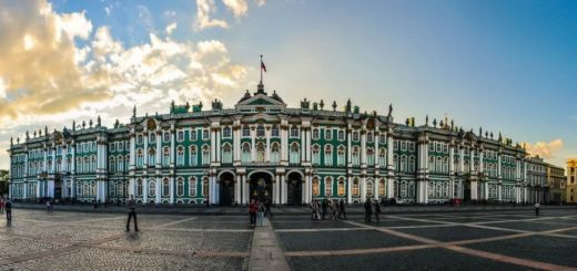 Museo dell'Ermitage San Pietroburgo