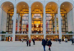Metropolitan Opera House di New York