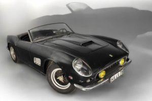 Ferrari California Spyder del 1961 Baillon