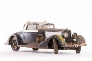 Hispano Suiza H6B Cabriolet par Million Guiet - 1925 Baillon