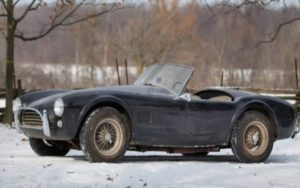 1964 Shelby 289 Cobra fienile Vermont 2015