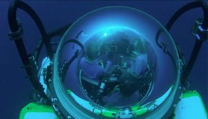 Immersione Dalhousie University per Ocean School