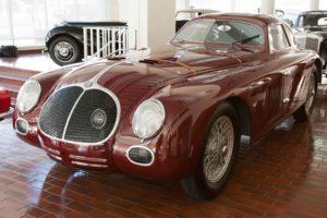 Alfa Romeo 6C 2500 SS Berlinetta Aerodinamica