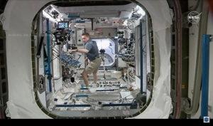 Fasi di preparazione ISS