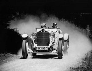 Mercedes SSK Sportwagen