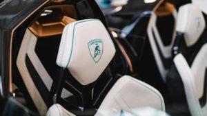 Interni Lamborghini Sian