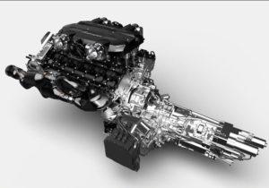 Motore con supercondensatori