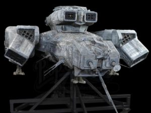 Alien Nostromo Astronave
