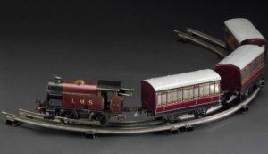 Modellino treno