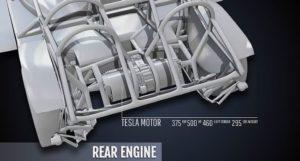 Firenze Lanciare motore Tesla