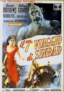 Locandina Il 7° viaggio di Sinbad