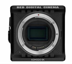 Sensore Red Komodo