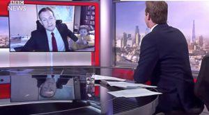 Robert Kelly diretta BBC