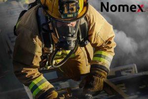 DPI per vigili del fuoco
