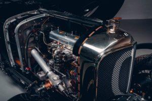 Motore Bentley Blower Car Zero