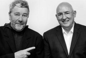 Philippe Starck e Michael Suffredini