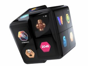 Il cubo di display WOWCube