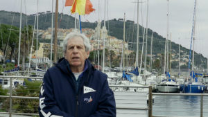 Enrico Solaro Direttore Sportivo Club Nautico San Bartolomeo