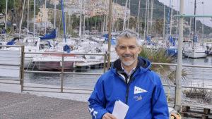 Ivan Bastini Presidente Club Nautico San Bartolomeo al Mare