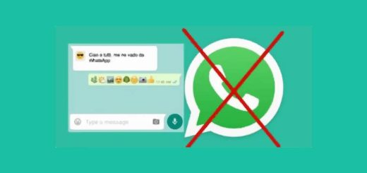 WhatsApp Bye Bye