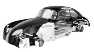 Integrazione chassis EV e design