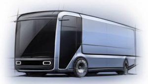 Bus EV WEVC