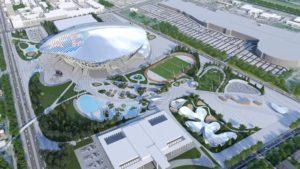 Parco ed Arena SKA Coop Himmelb(l)au